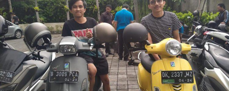 Tempat Sewa Motor Nomor 1 di Bali
