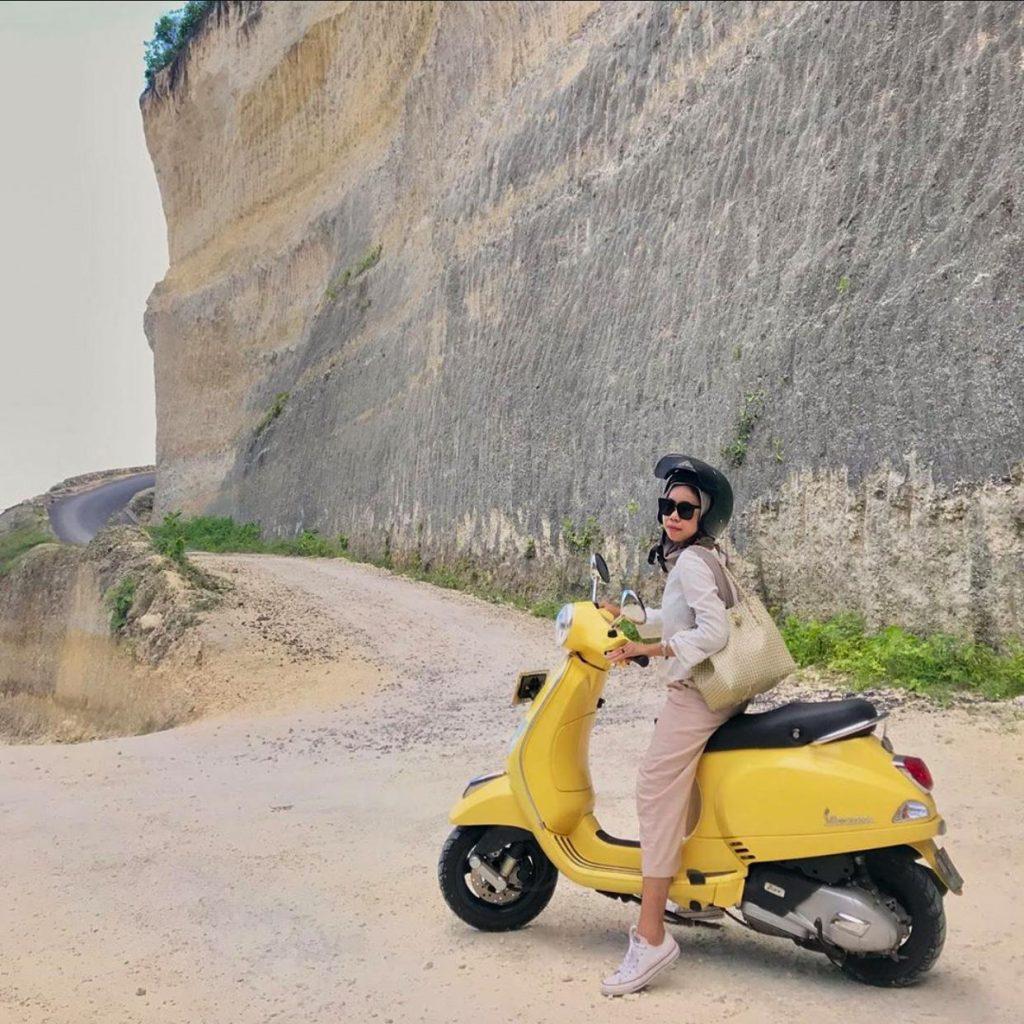 Menyewa Motor saat di Bali