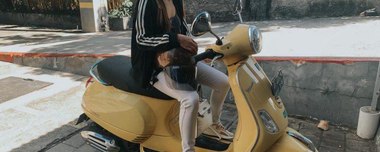 Rental Motor Matic Bali